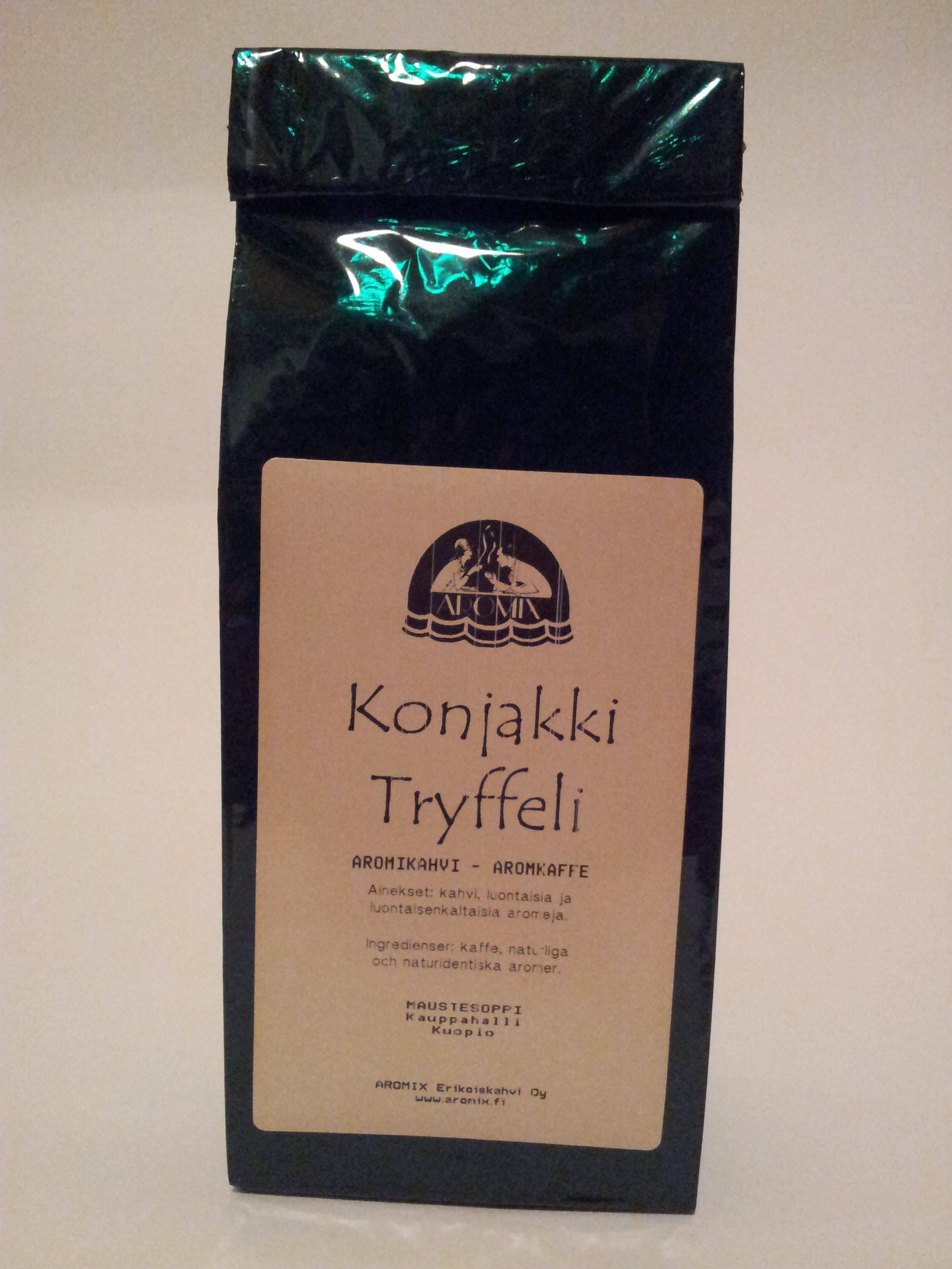 Kahvi Ja Konjakki